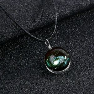 Jewelry - 🎀3/$22🎀 Retro Galaxy Pendant Necklace